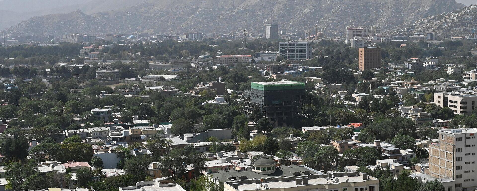 Поглед на главни град Авганистана - Кабул - Sputnik Србија, 1920, 15.08.2021