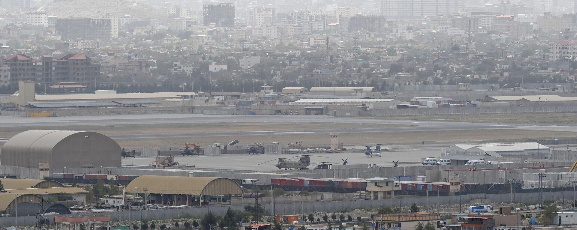 Војни аеродром у Кабулу - Sputnik Србија, 1920, 10.09.2021