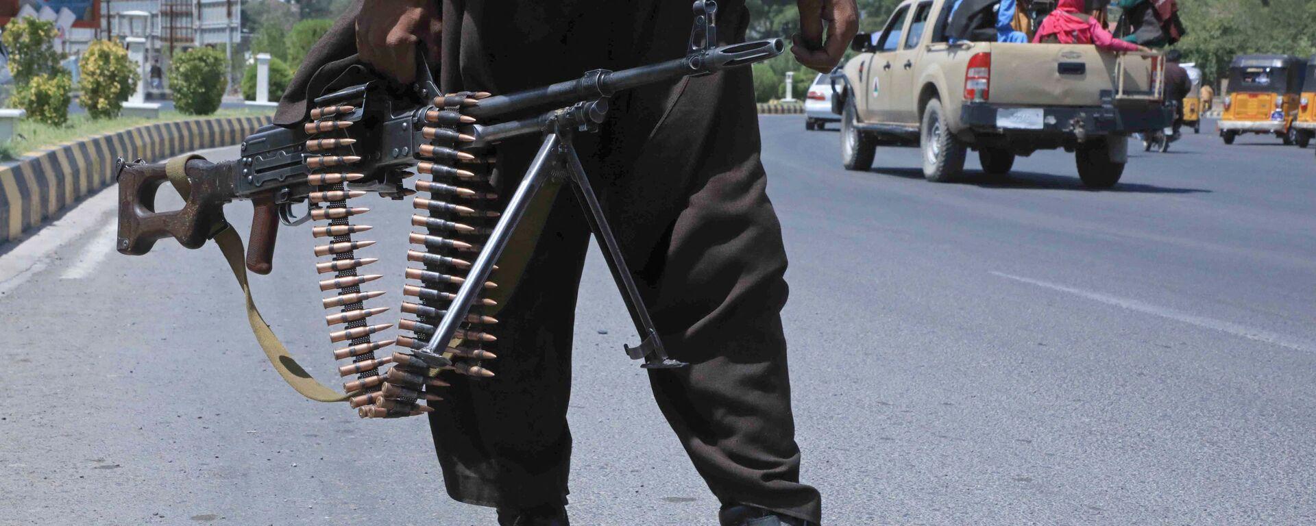 Припадник Талибана у Авганистану  - Sputnik Србија, 1920, 06.09.2021