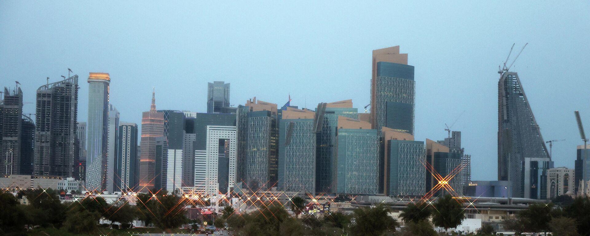 Glavni grad Katara Doha - Sputnik Srbija, 1920, 18.08.2021