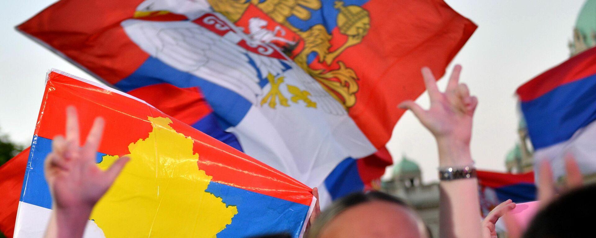 Косово је срце Србије - Sputnik Србија, 1920, 18.08.2021