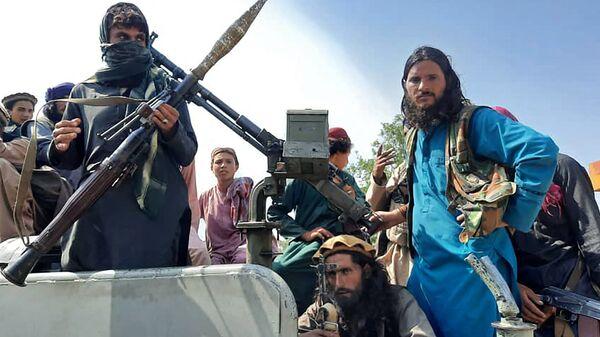 Боевики Талибана* в провинции Лагман, Афганистан - Sputnik Србија