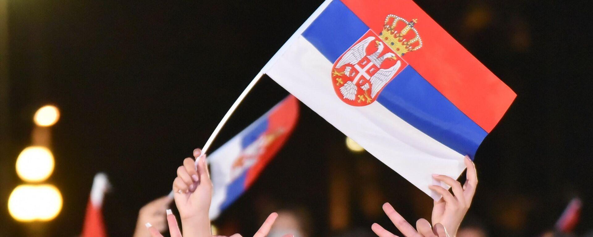 Застава Србије - Sputnik Србија, 1920, 09.09.2021