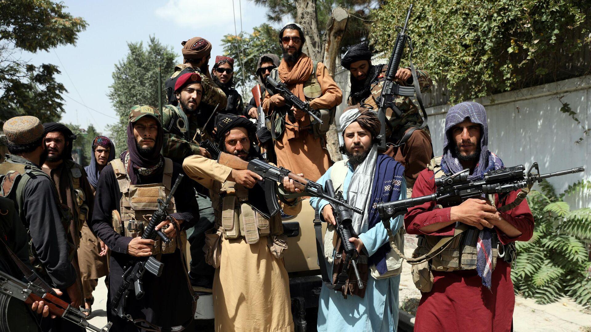 Talibani u Kabulu - Sputnik Srbija, 1920, 07.09.2021