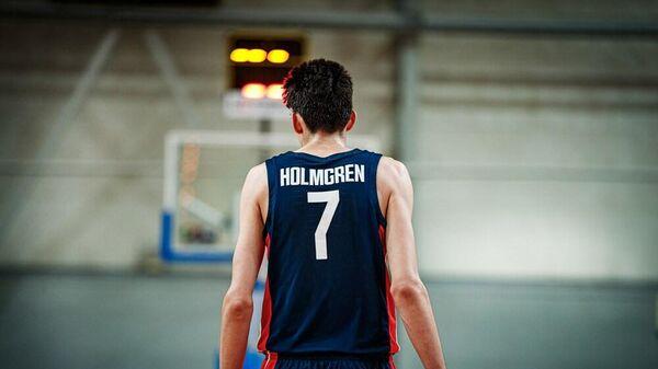 Талентовани амерички кошаркаш – Чет Холмгрен - Sputnik Србија