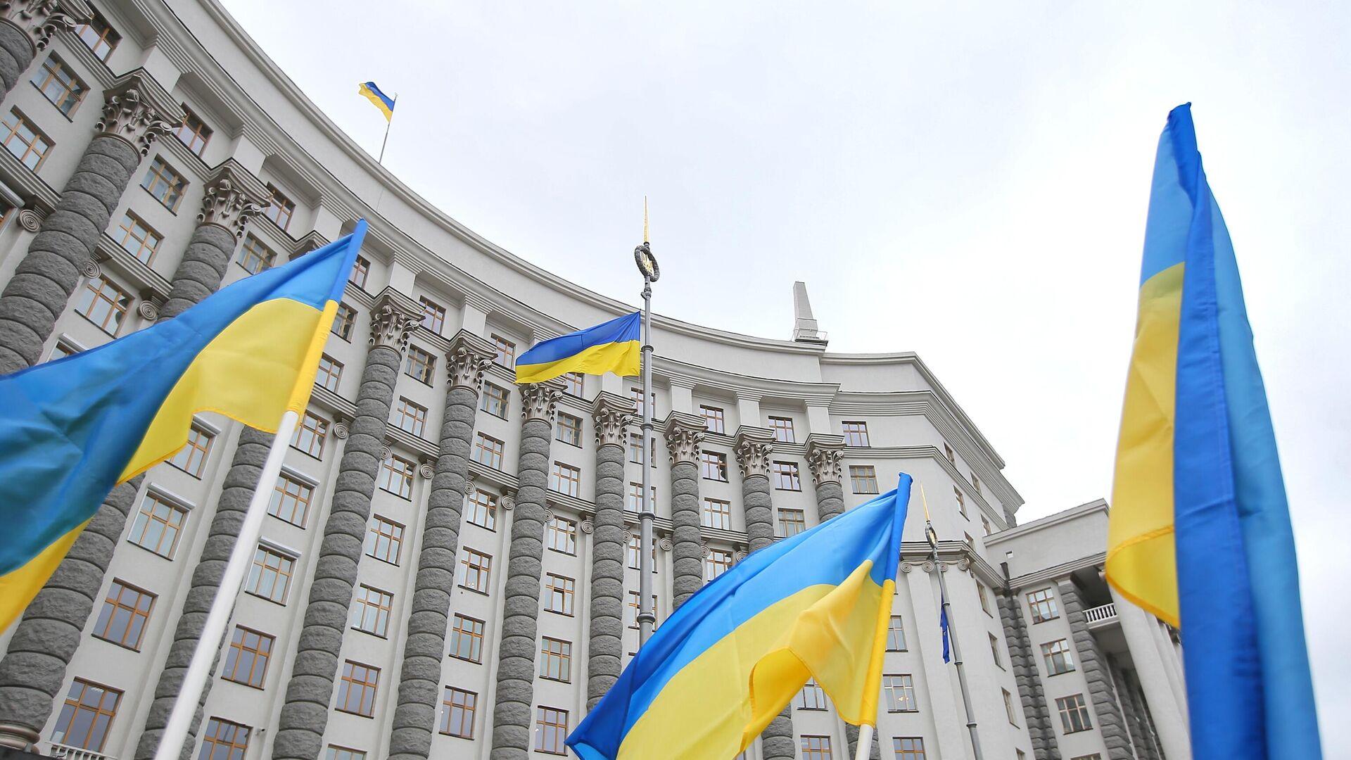 Zgrada Vlade Ukrajine u Kijevu - Sputnik Srbija, 1920, 01.10.2021