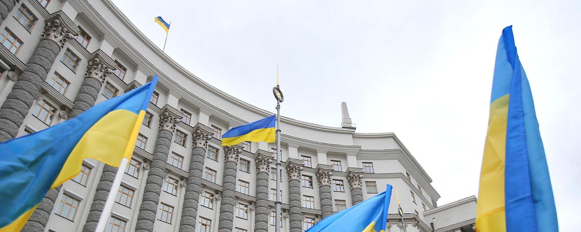 Зграда Владе Украјине у Кијеву - Sputnik Србија, 1920, 29.09.2021