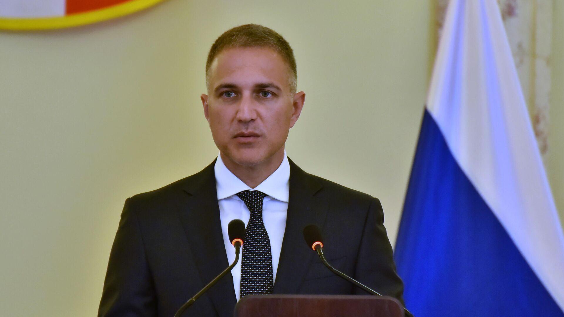 Ministar Nebojša Stefanović - Sputnik Srbija, 1920, 09.10.2021