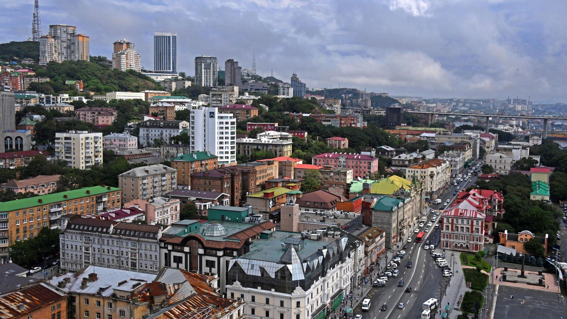 Pogled na Vladivostok - Sputnik Srbija, 1920, 03.09.2021