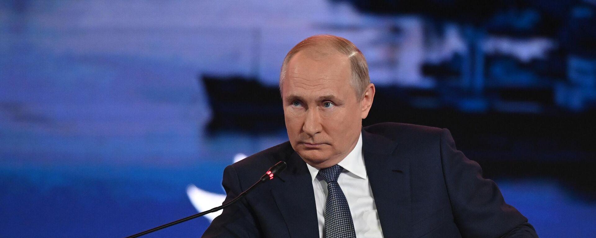 Председник Русије Владимир Путин - Sputnik Србија, 1920, 03.09.2021
