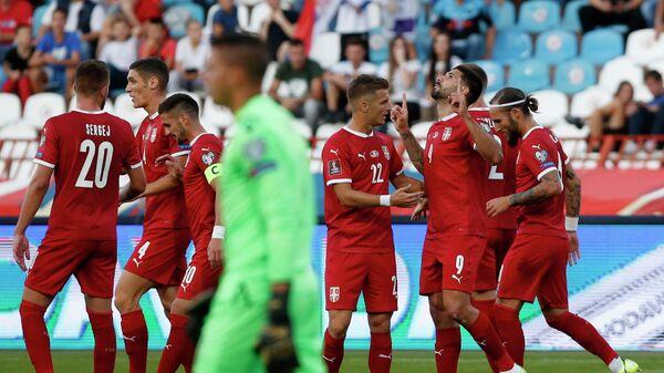 Фудбалери Србије – квалификације за Светско првенство - Sputnik Србија