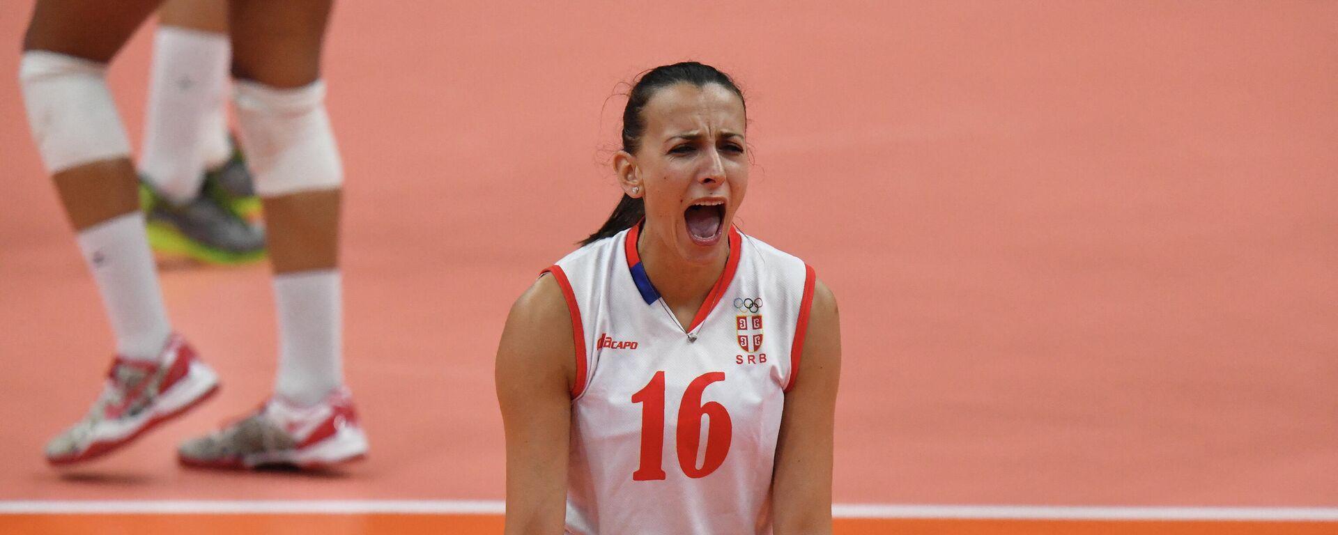 Milena Rašić - Sputnik Srbija, 1920, 05.09.2021