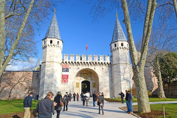 Palata Topkapi u Istanbulu - Sputnik Srbija