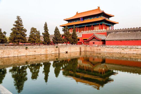 Kapija Božanske moći u Pekingu - Sputnik Srbija