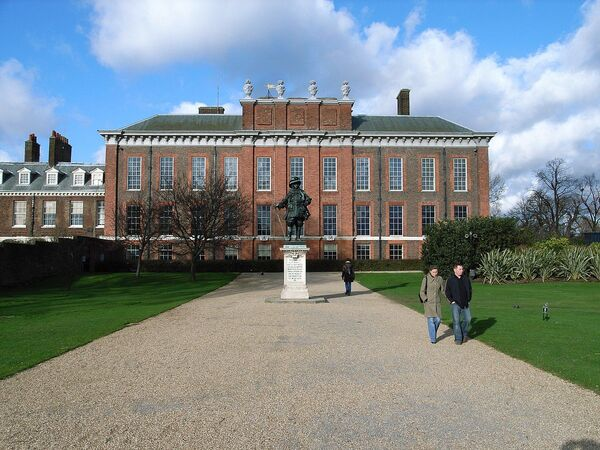 Kensingtonska palata u Londonu - Sputnik Srbija