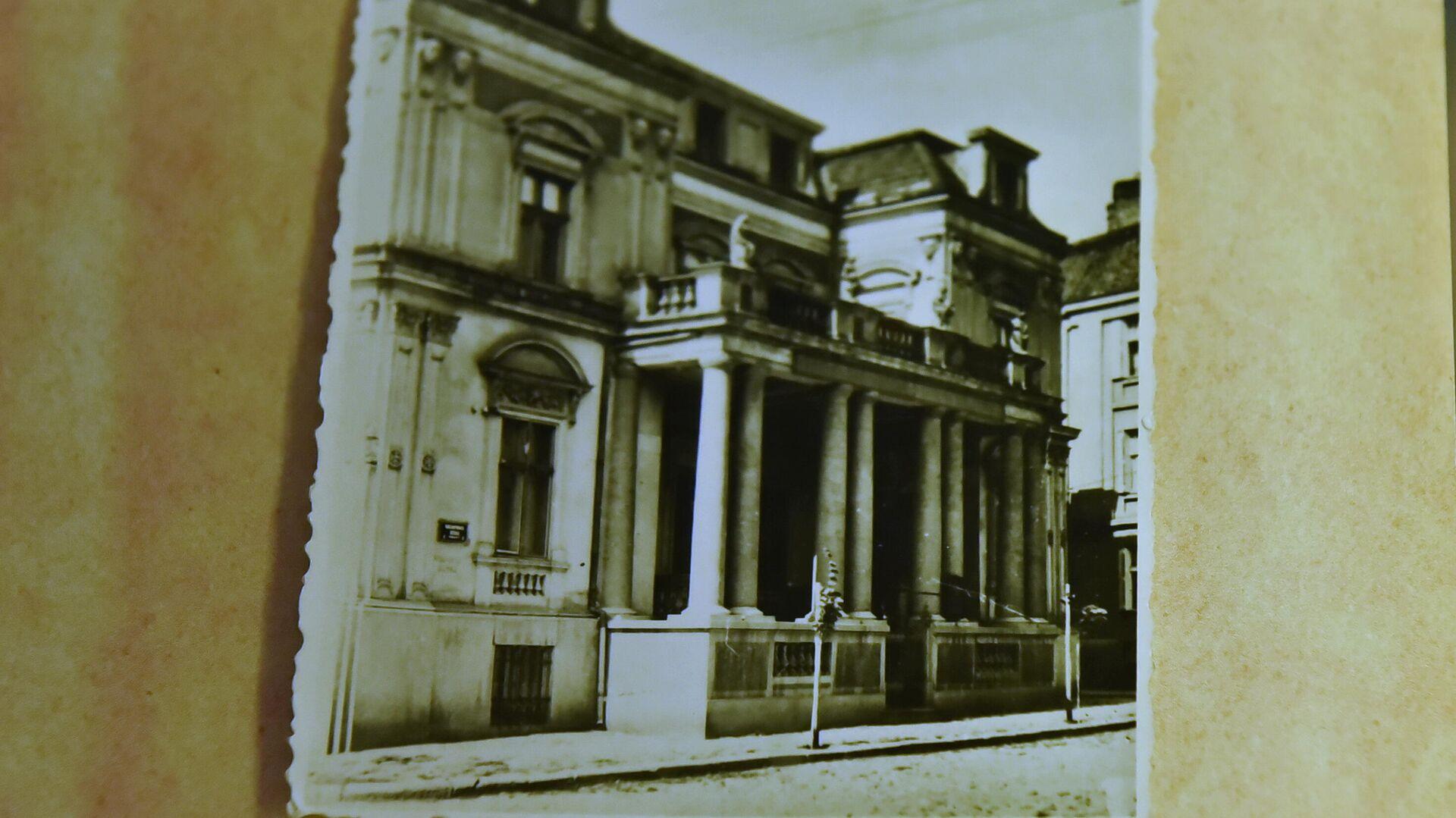 Izložba Sećanja iz pepela:Narodna biblioteka Srbije 1941-2021 - Sputnik Srbija, 1920, 07.09.2021