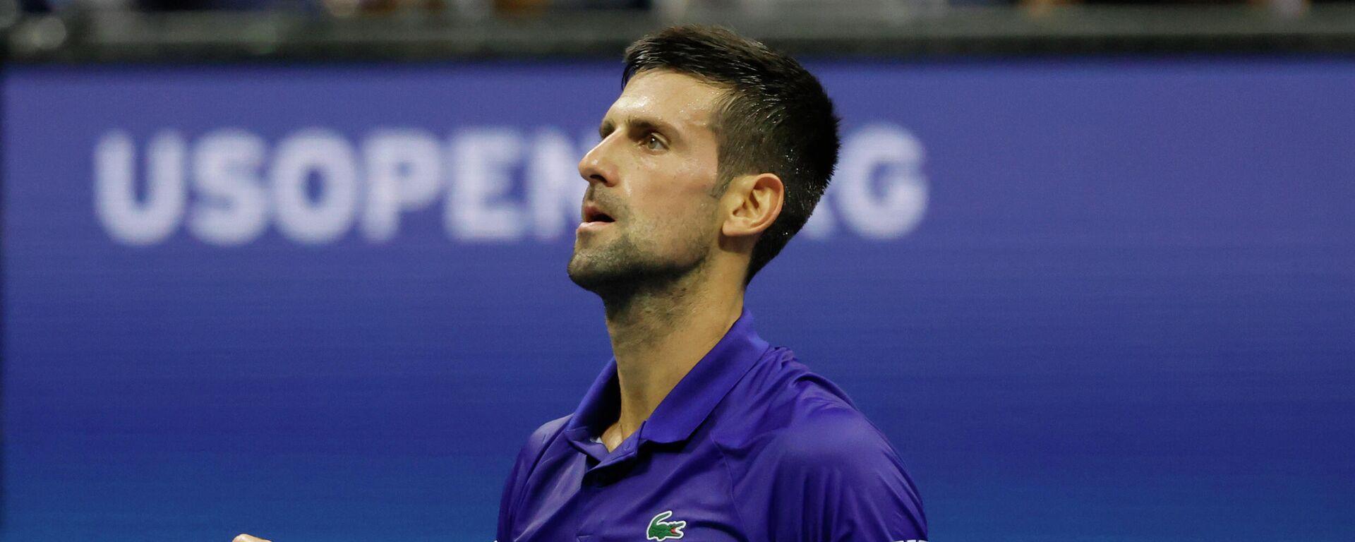 Najbolji teniser sveta Novak Đoković - Sputnik Srbija, 1920, 09.09.2021