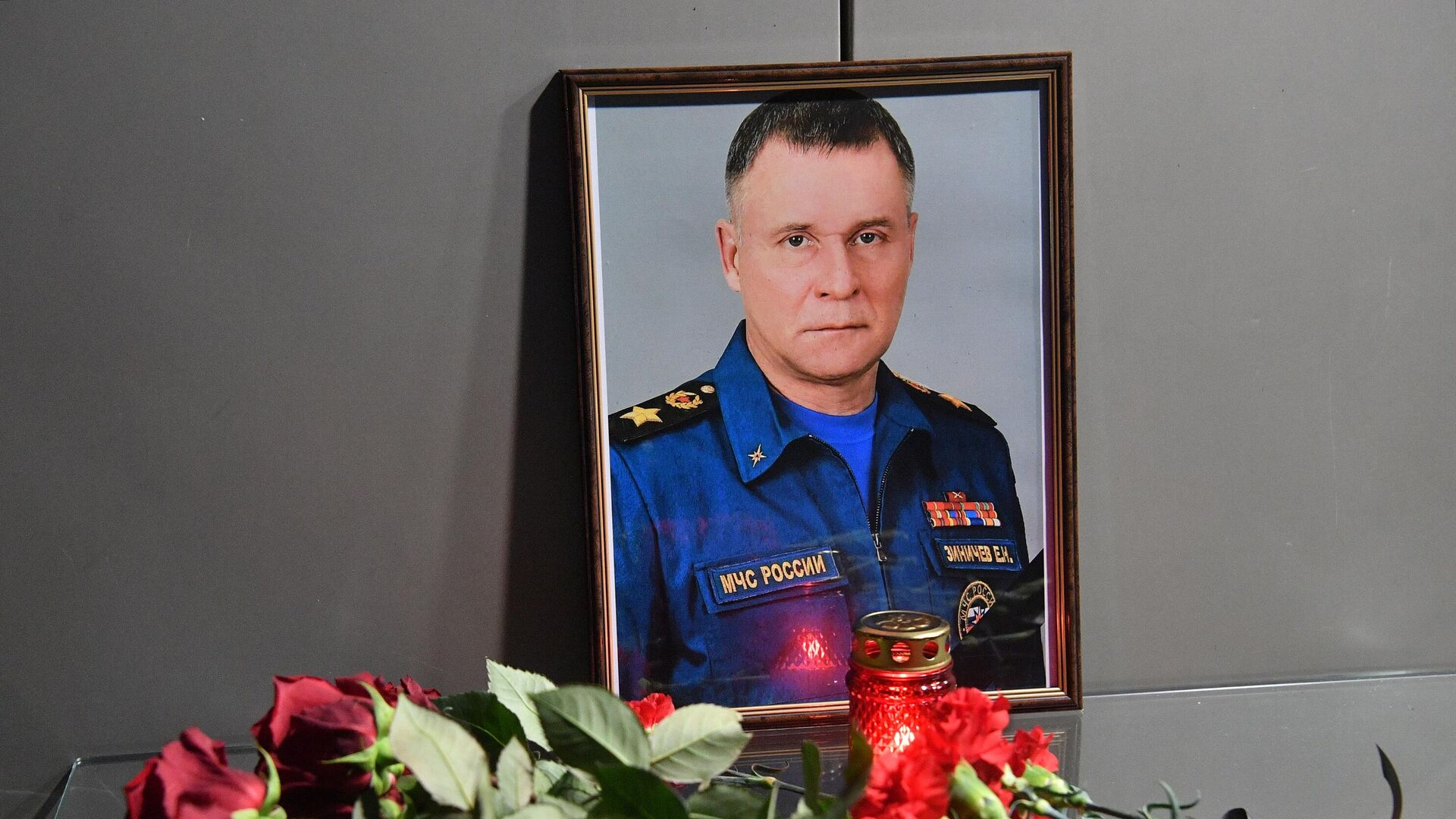 Министар за ванредне ситуације Евгеније Зиничев који је погинуо на Арктику - Sputnik Србија, 1920, 09.09.2021