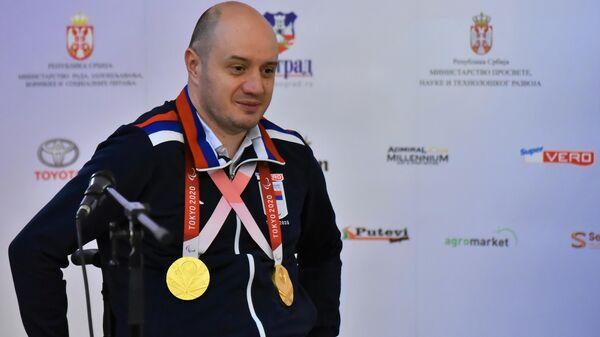 Драган Ристић - Sputnik Србија