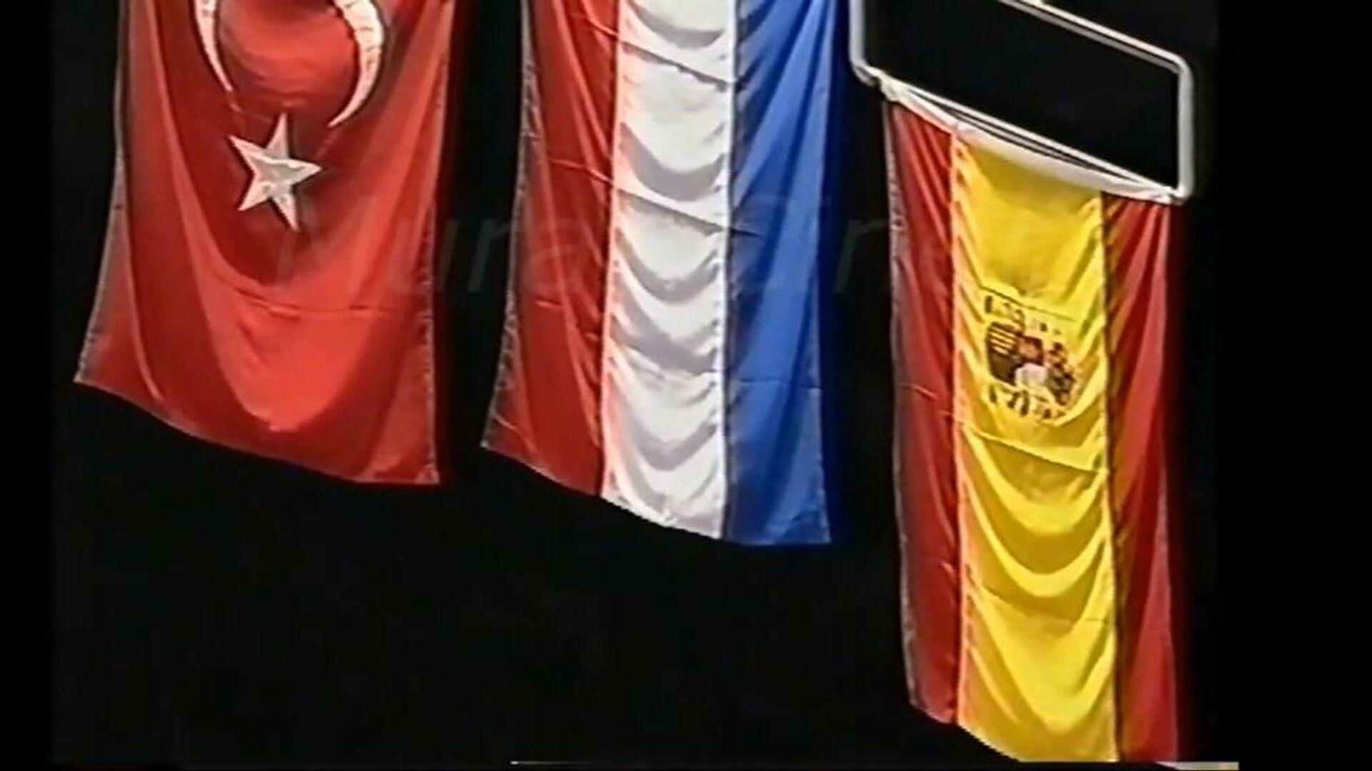 Детаљ са Европског првенства 2001. - Sputnik Србија, 1920, 09.09.2021