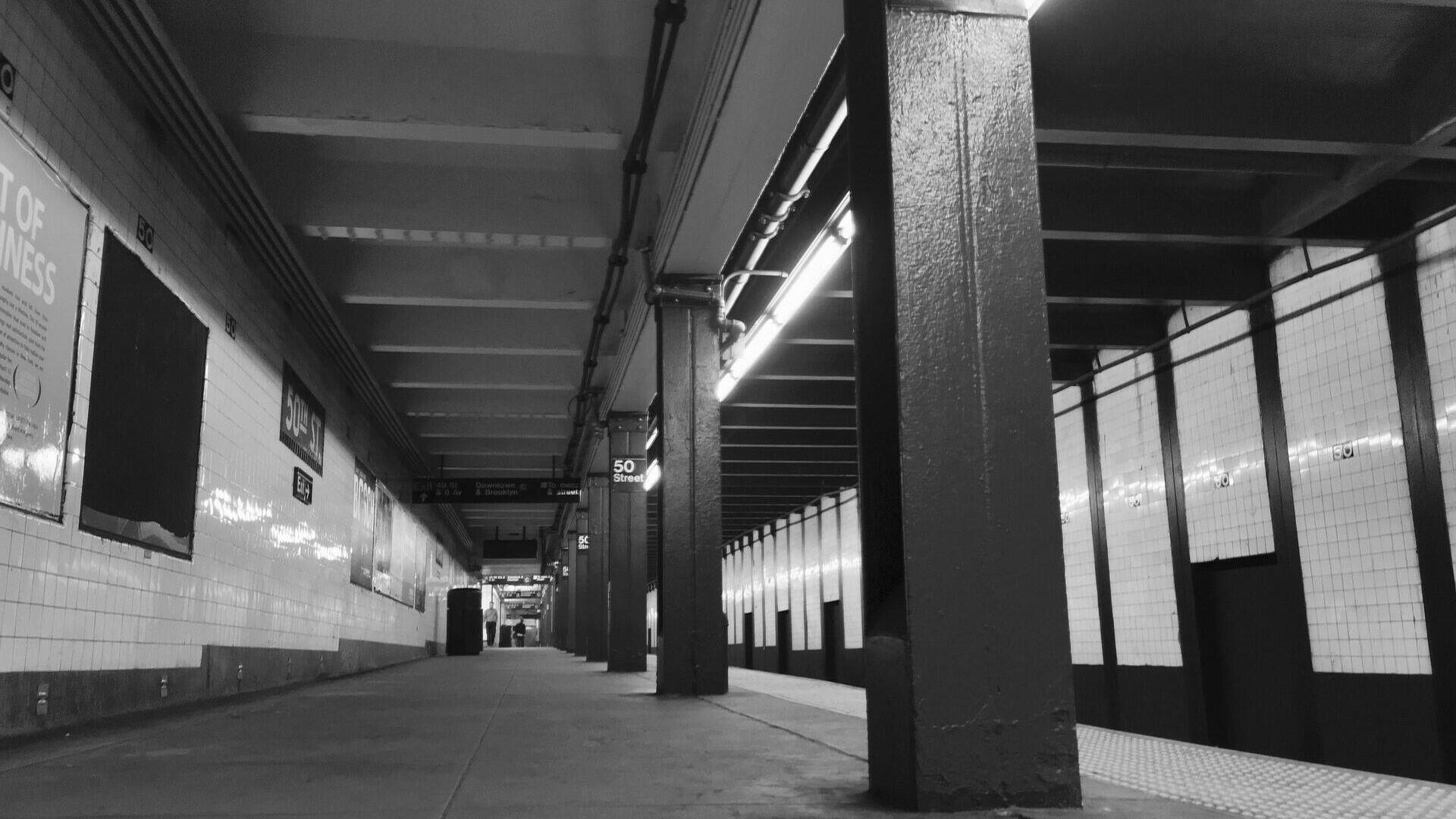 Njujorški metro - Sputnik Srbija, 1920, 10.09.2021