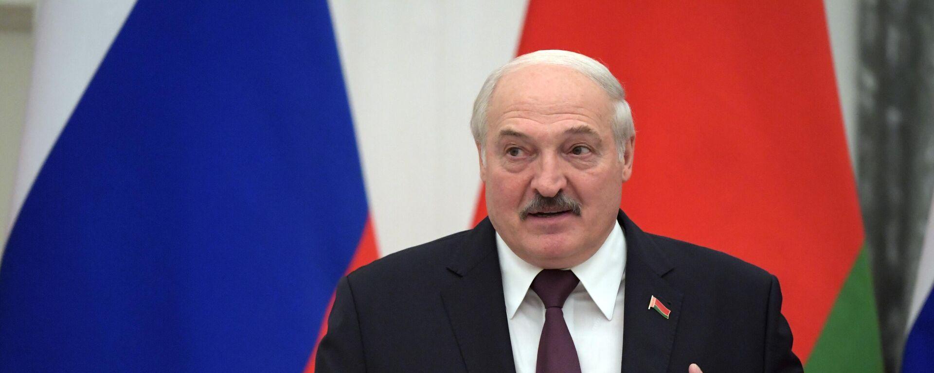Predsednik Belorusije Aleksandar Lukašenko - Sputnik Srbija, 1920, 12.09.2021