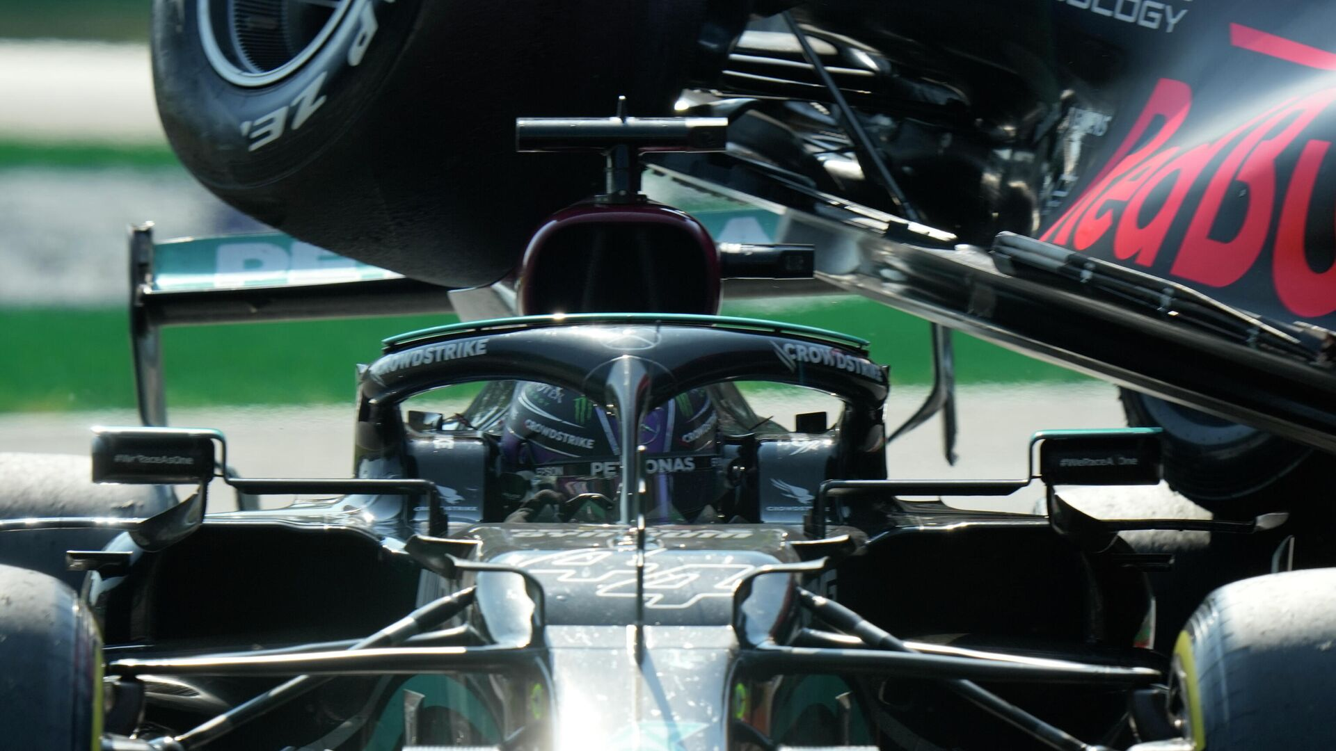 Detalj sa Velike nagrade Italije – Formula 1 - Sputnik Srbija, 1920, 12.09.2021