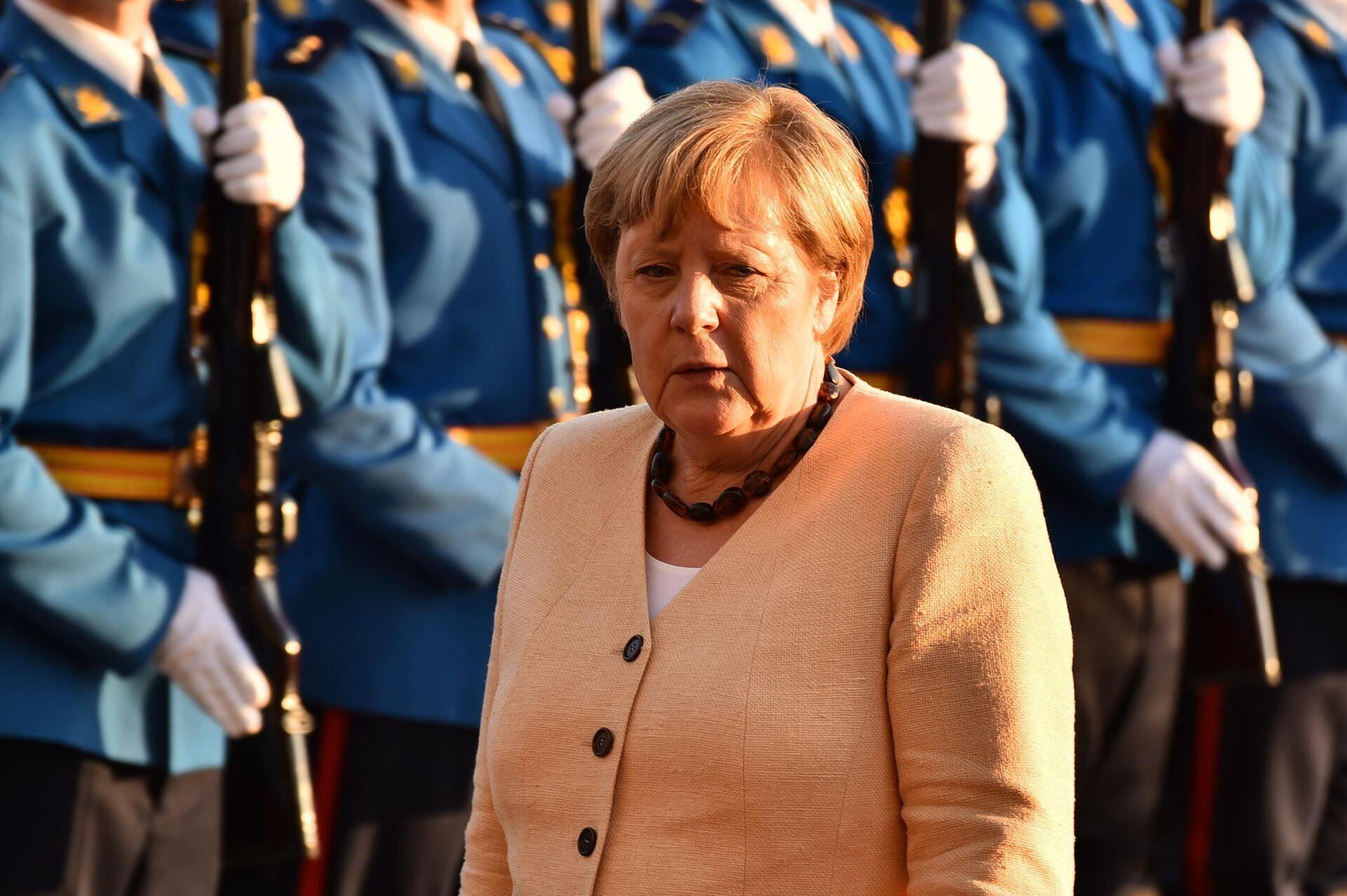 Ангела Меркел у Београду - Sputnik Србија, 1920, 13.09.2021