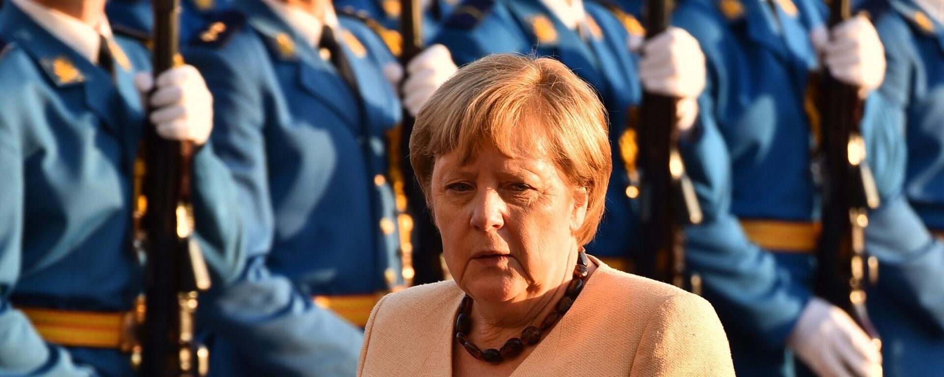 Angela Merkel u Beogradu - Sputnik Srbija, 1920, 26.09.2021