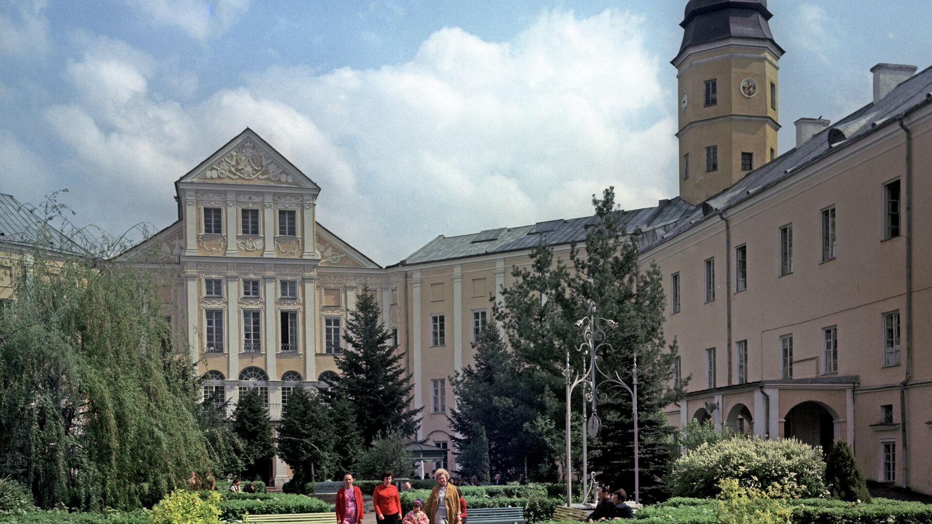 Њасвишки замак у Белорусији - Sputnik Србија, 1920, 13.09.2021