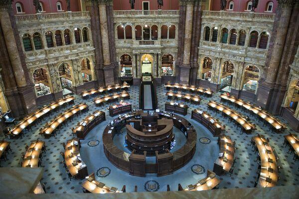 Kongresna biblioteka, SAD. - Sputnik Srbija