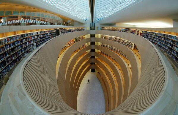 Biblioteka Pravnog instituta Univerziteta u Cirihu  - Sputnik Srbija