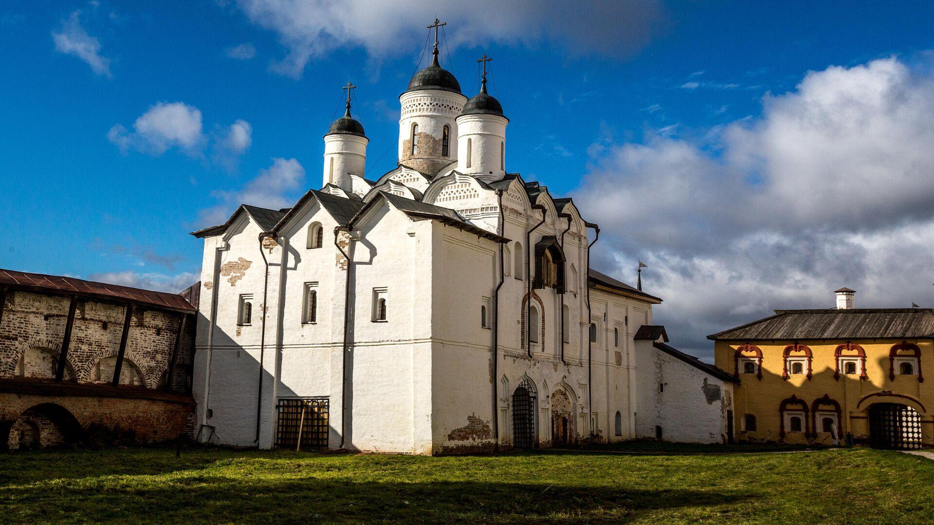 Kirilo-belozerski manastir - Sputnik Srbija, 1920, 15.09.2021