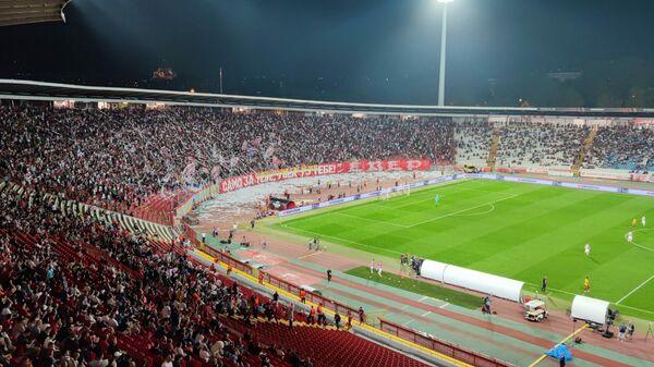 Detalj sa utakmice Zvezda – Braga - Sputnik Srbija