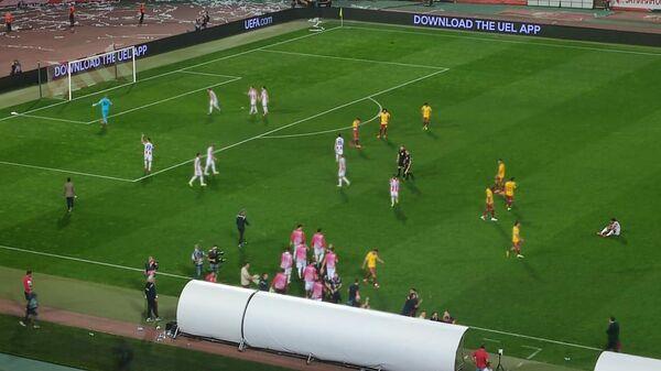 Detalj sa utakmice Crvena zvezda – Braga - Sputnik Srbija