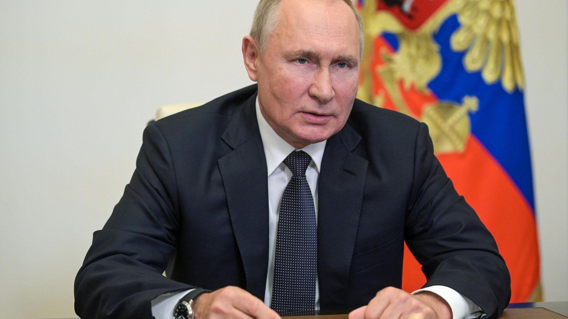 Руски председник Владимир Путин - Sputnik Србија, 1920, 17.09.2021