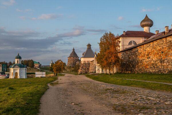 Solovecki manastir u Arhangelskoj oblasti. - Sputnik Srbija