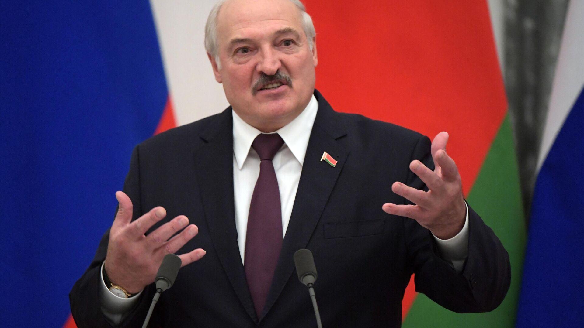 Aleksandar Lukašenko - Sputnik Srbija, 1920, 21.09.2021