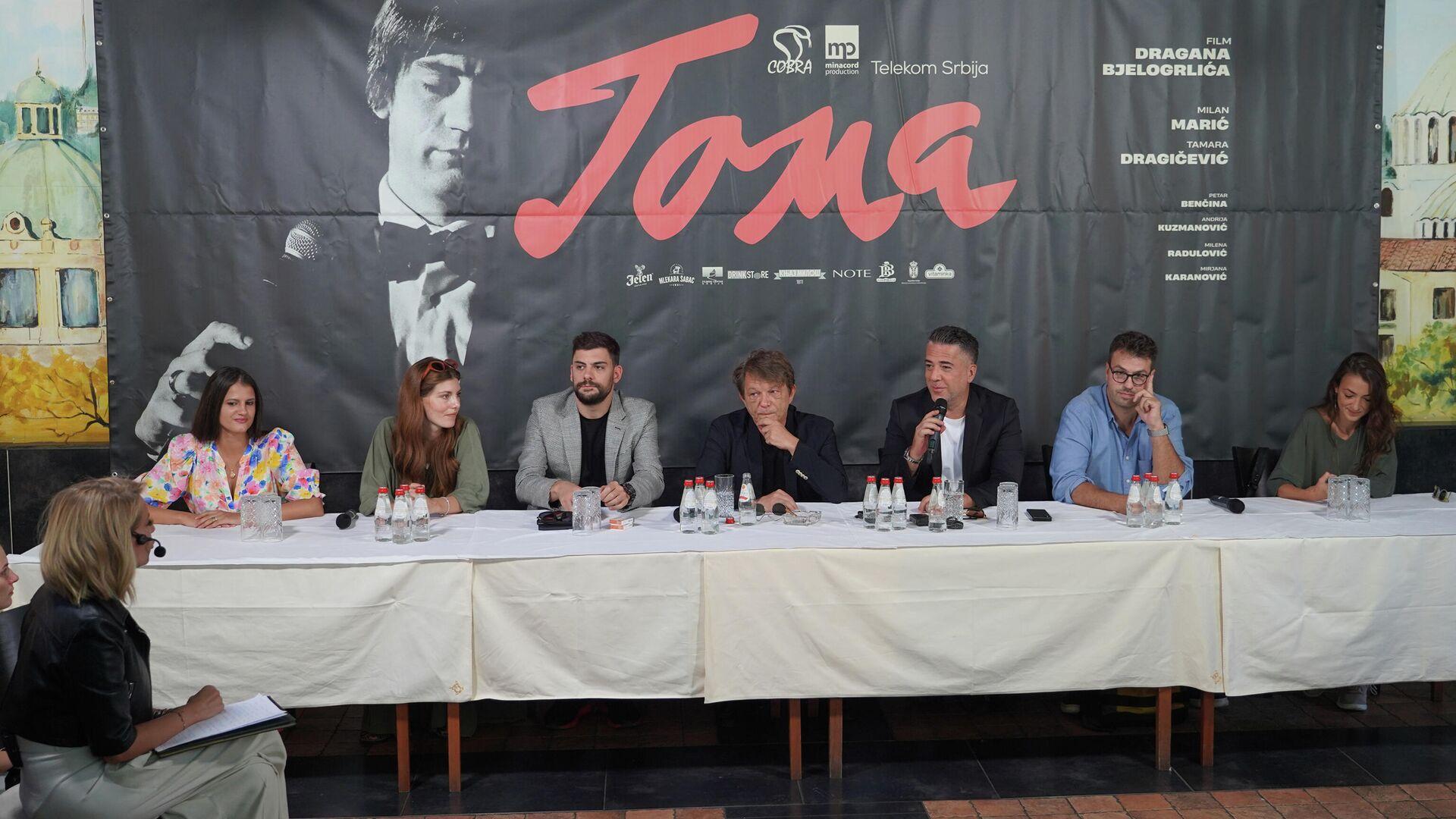 Ekipa filma Toma - Sputnik Srbija, 1920, 11.10.2021
