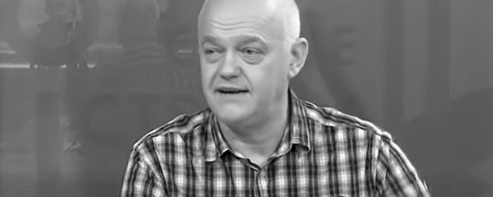 Nenad Nenadović - Sputnik Srbija, 1920, 23.09.2021