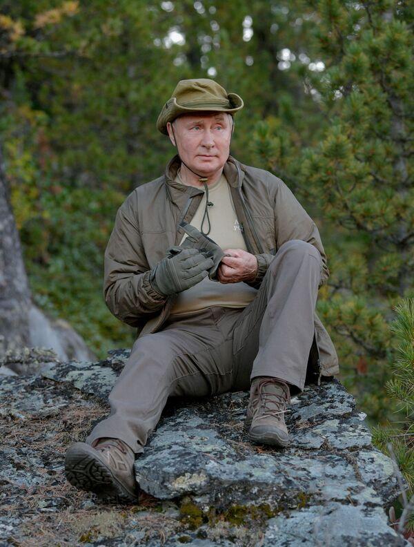 Лидер Русије обожава Сибир - Sputnik Србија