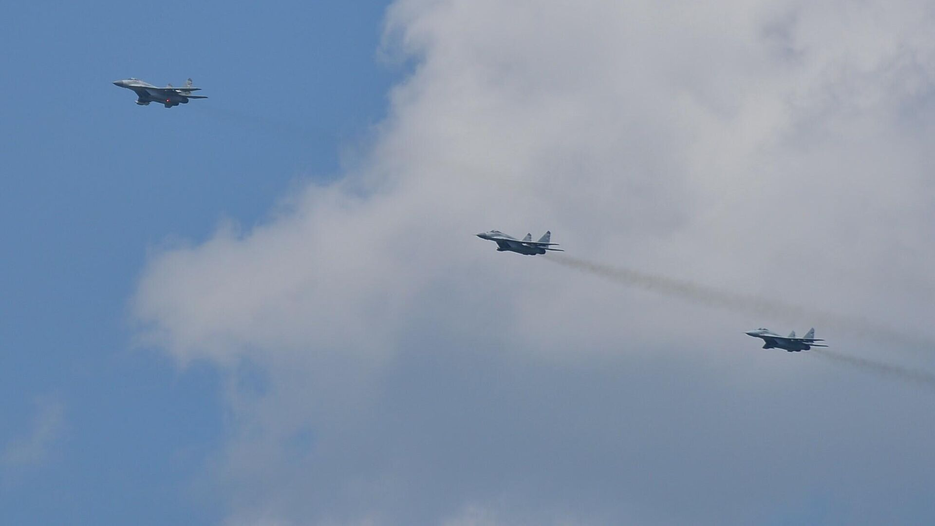Авиони МиГ-29 - Sputnik Србија, 1920, 27.09.2021