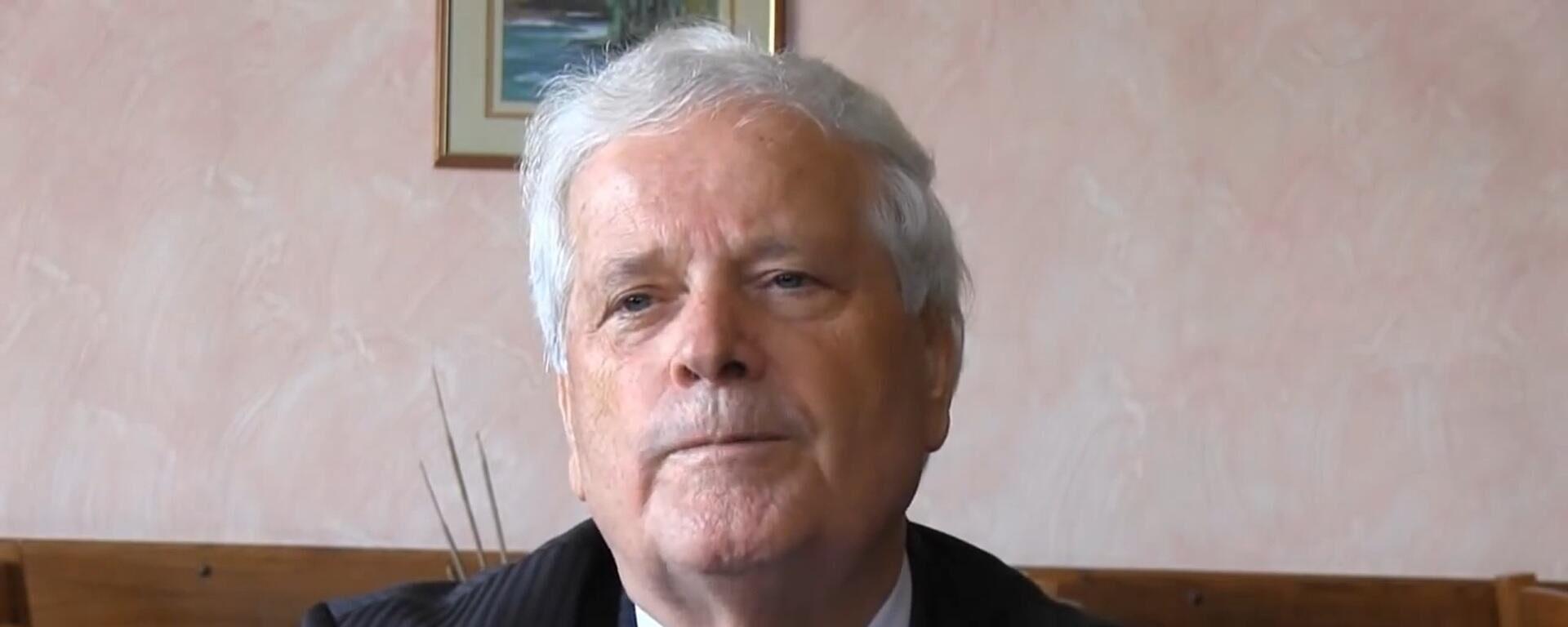 Fikret Abdić Babo - Sputnik Srbija, 1920, 03.10.2016