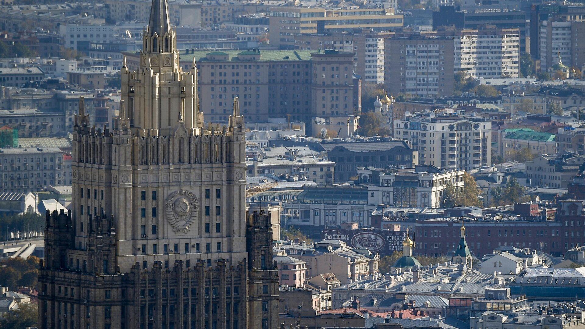 Zgrada Ministarstva spoljnih poslova Rusije - Sputnik Srbija, 1920, 30.09.2021