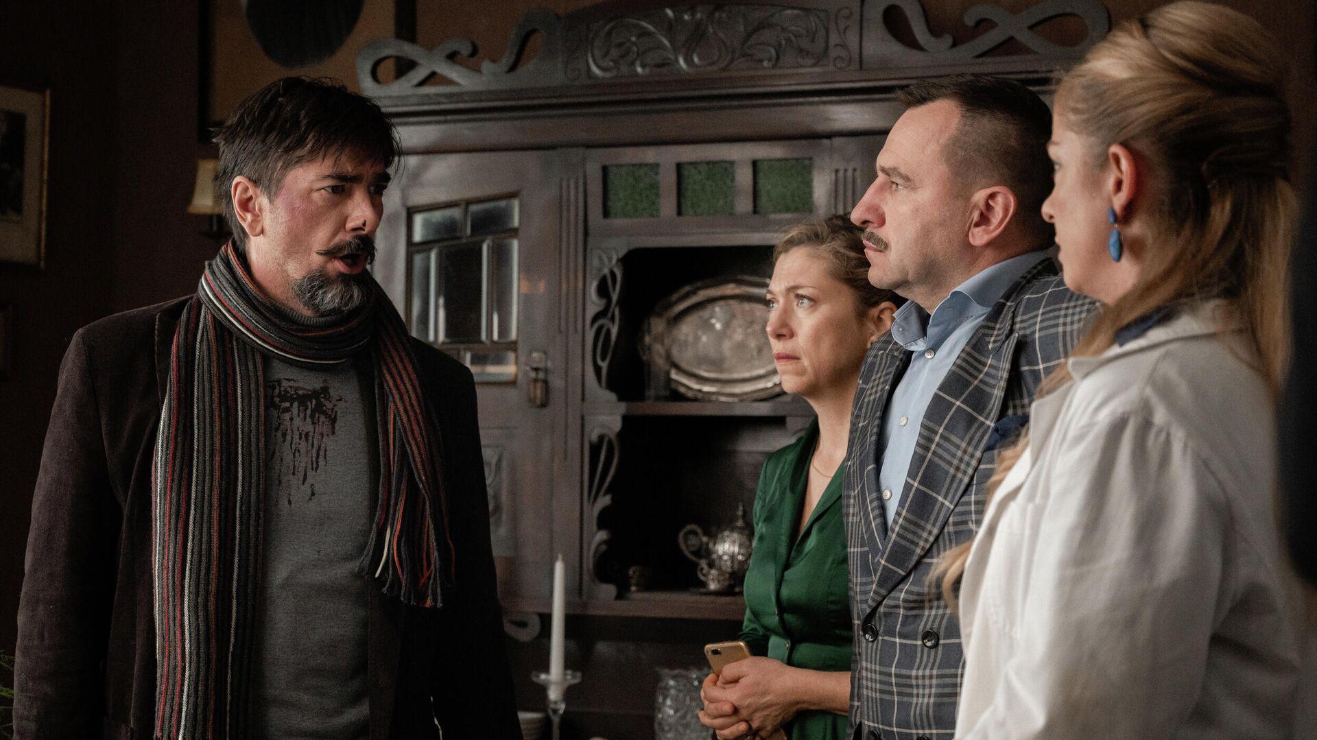 """Scena iz filma """"Nije loše biti čovek"""" Dušana Kovačevića - Sputnik Srbija, 1920, 01.10.2021"""