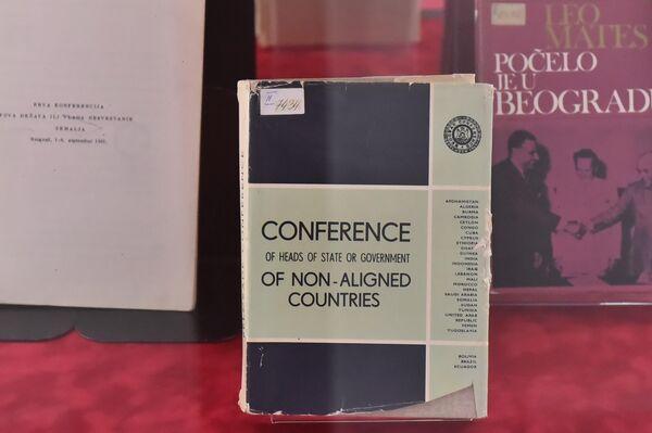 На Конференцији су усвојена три документа: Декларација шефова држава и влада, Изјава о опасности од рата и Апел за очување светског мира - Sputnik Србија