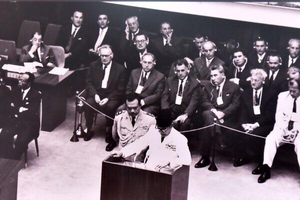 Изложба о Првоj конференциjи Несврстаних у Архиву Југославије - Sputnik Србија