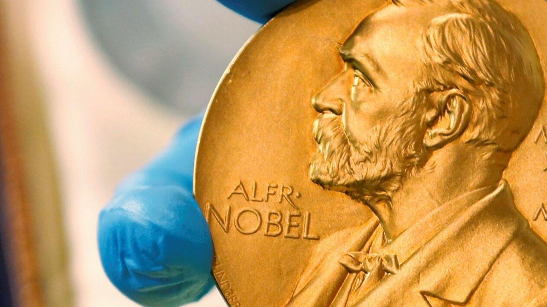 Медаља Нобелове награде - Sputnik Србија, 1920, 06.10.2021