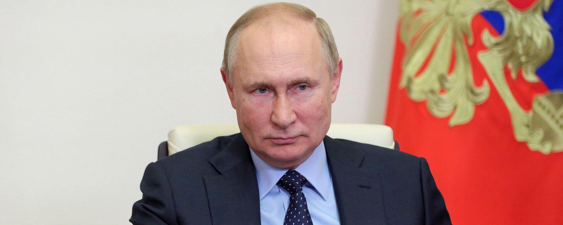 Председник Русије Владимир Путин - Sputnik Србија, 1920, 07.10.2021