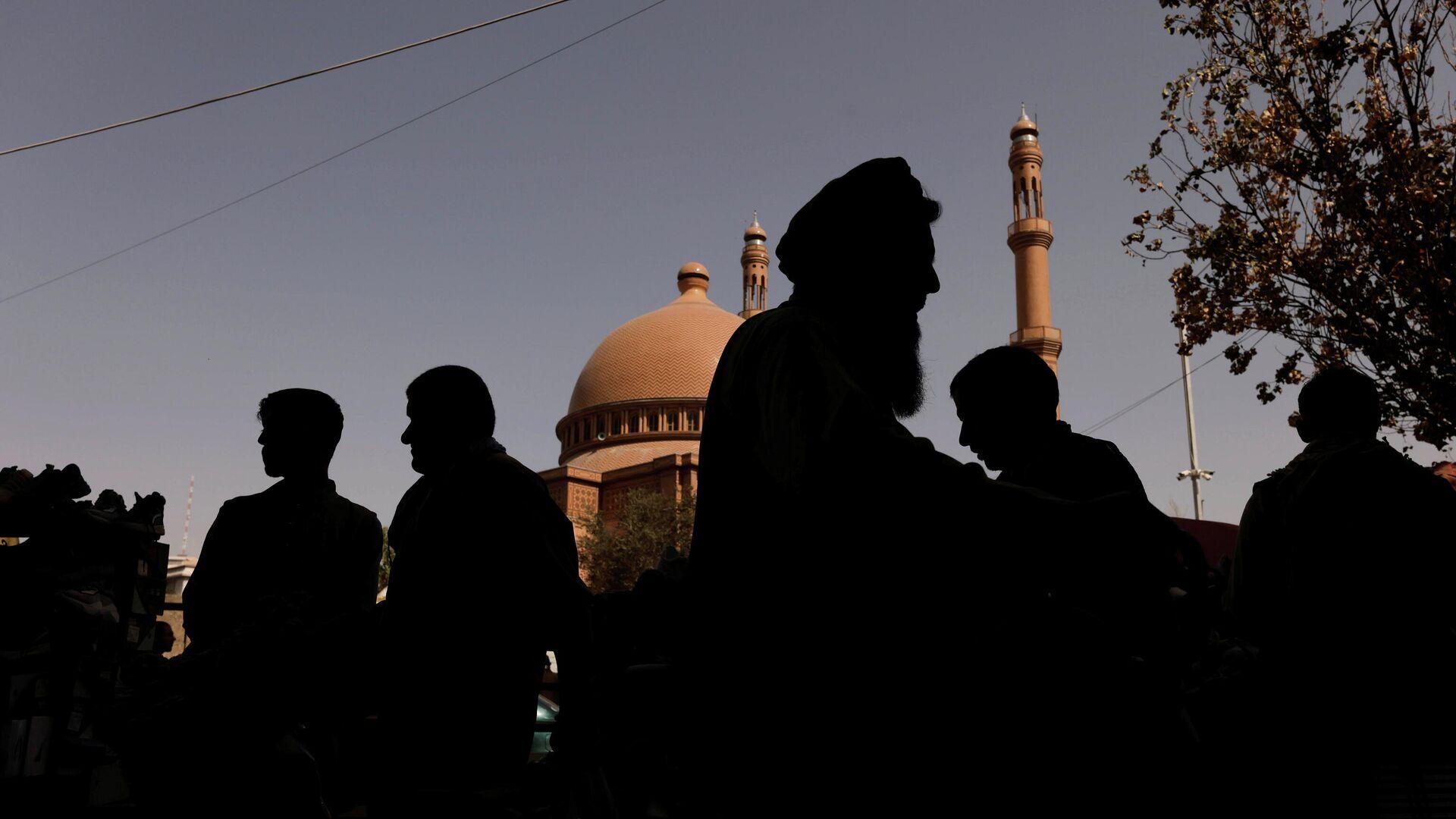 Džamija u Avganistanu - Sputnik Srbija, 1920, 07.10.2021